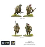Warlord Games British Airborne WWII Allied Paratroopers