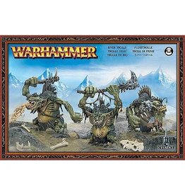 Games Workshop Fellwater Troggoths/River Trolls