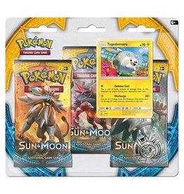 Pokemon Sun & Moon Triple Pack Booster: Pokemon TCG