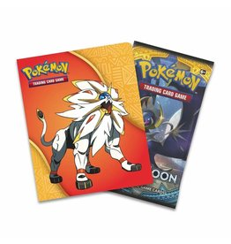 Pokemon Sun & Moon Collector's Album: Pokemon TCG
