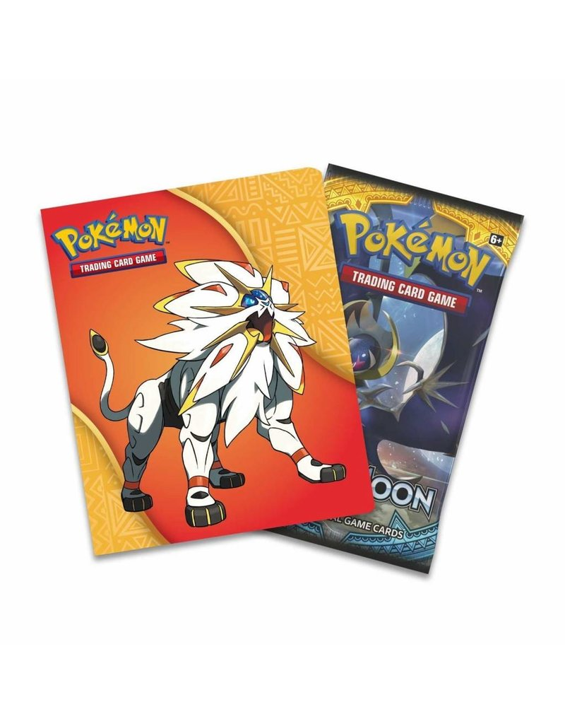 Pokemon Sun & Moon Collector's Album: Pokemon TCG