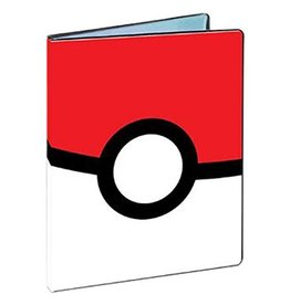 Pokemon Pokeball Portfolio (9-Pocket) for Pokemon