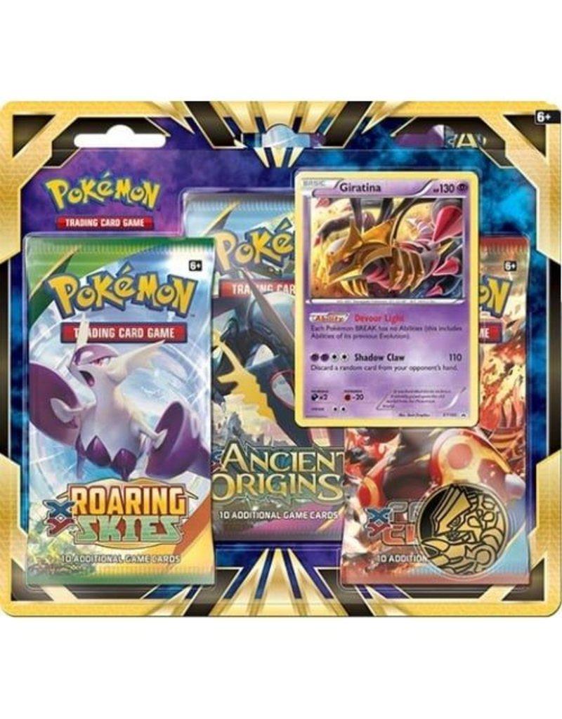 Pokemon Giratina 3-Pack Blister: Pokemon TCG
