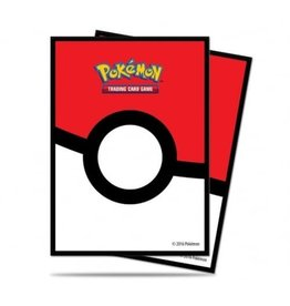 Pokemon Pokeball Deck Protector for Pokemon (65)