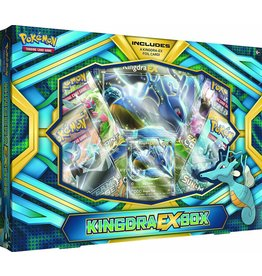 Pokemon Kingdra-EX Box: Pokemon TCG