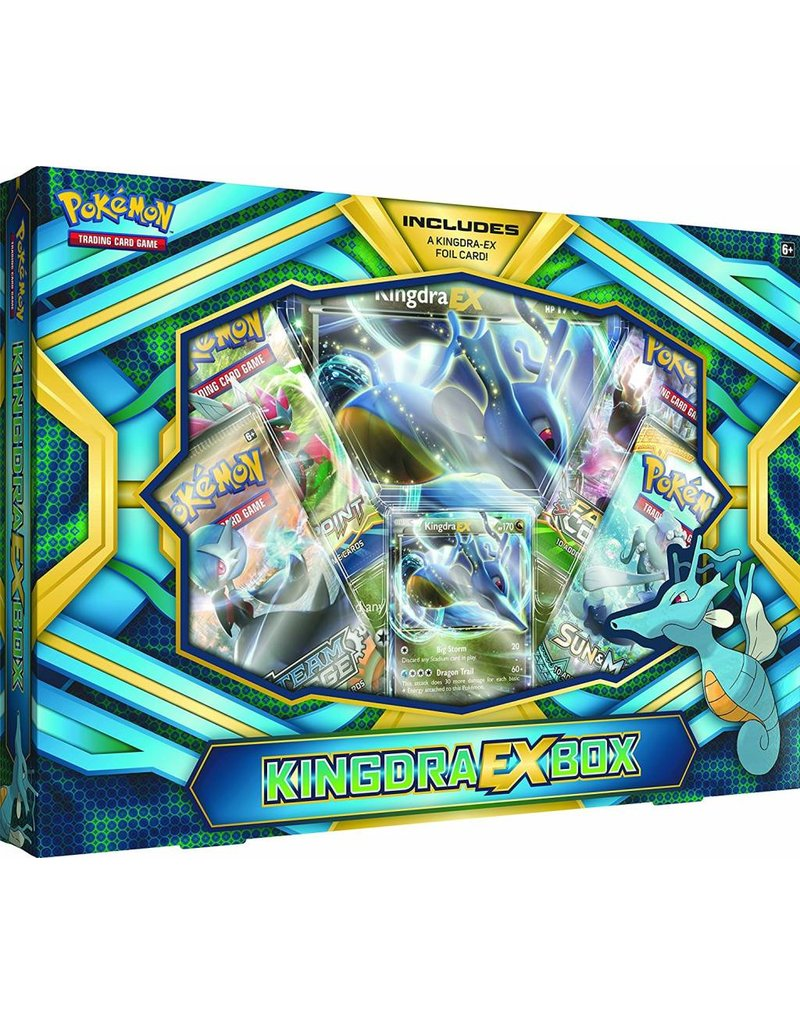Pokemon Kingdra-EX Box: Pokemon TCG