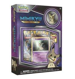 Pokemon Mimikyu Pin Collection: Pokemon TCG