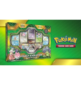 Pokemon Legacy Evolution Pin Collection: Pokemon TCG