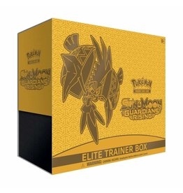 Pokemon Sun & Moon Guardians Rising Elite Trainer Box: PokemonTCG