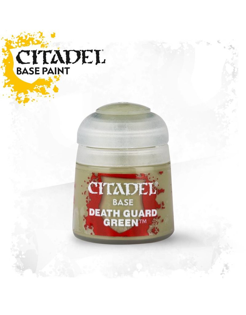 Citadel Base: Death Guard Green 12ml