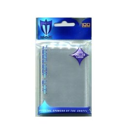 ARCANE TINMEN Precise-Fit Sleeves Standard Size Transparent