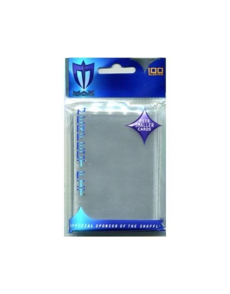 ARCANE TINMEN Max Protection Precise-Fit Sleeves Standard Size Transparent