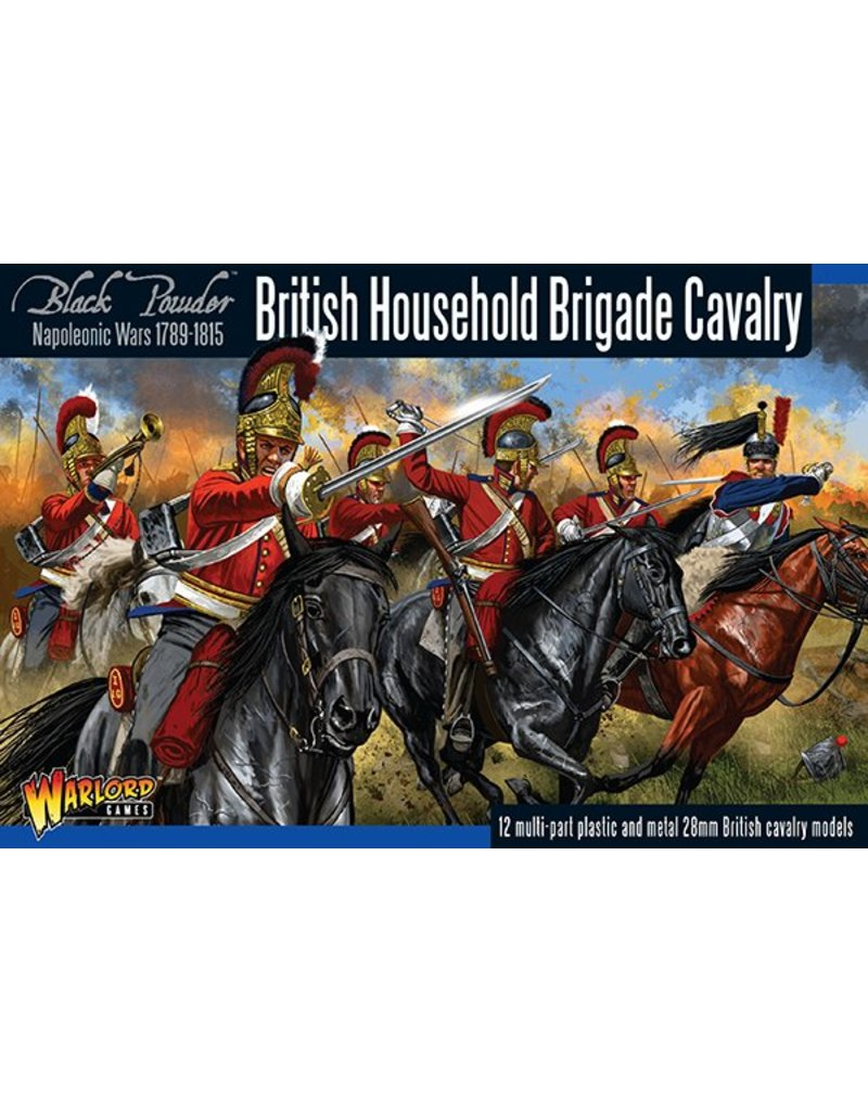 Warlord Games Napoleonic Wars 1789 – 1815 British Household Brigade