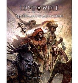 cubicle7 Magnamund Menagerie: Lone Wolf Adventure Game