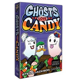 Steve Jackson Games Ghosts Love Candy
