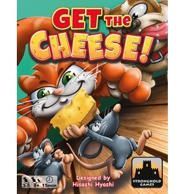 Stronghold Games Get the Cheese