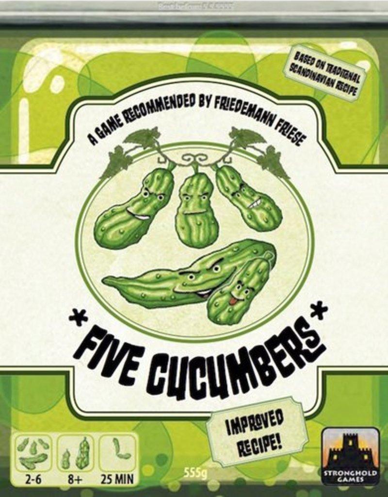 Czech Games Edition Five Cucumbers