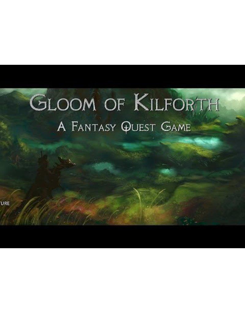 Kickstarter Gloom of Kilforth