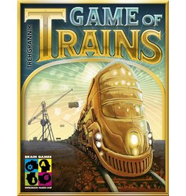 Brain Games Game of Trains
