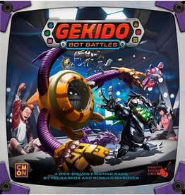Cool Mini or Not Gekido Bot Battles