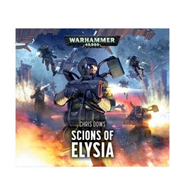 Games Workshop SCIONS OF ELYSIA (AUDIOBOOK)