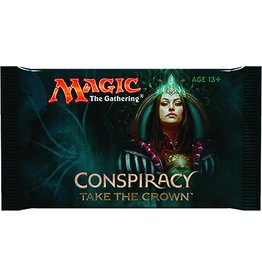 Wizards of the Coast Magic The Gathering - Conspiracy - Take the Crown Booster