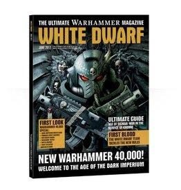 Games Workshop WHITE DWARF JUNE 2017 (ENGLISH)