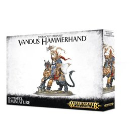 Games Workshop STORMCAST ETERNALS: VANDUS HAMMERHAND