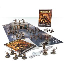 Games Workshop THUNDER & BLOOD