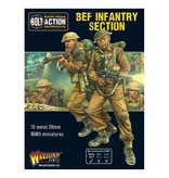 Warlord Games British BEF Infantry Section
