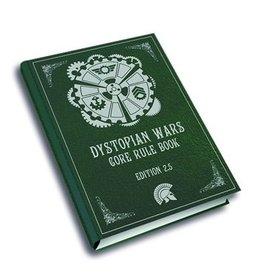 Spartan Games Dystopian Wars 2.5 Rulebook - (SB)