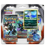 Pokemon Sun & Moon Burning Shadows Triple Pack Booster