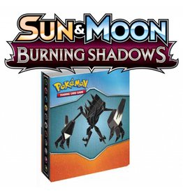 Pokemon Sun & Moon Burning Shadows Collector's Album