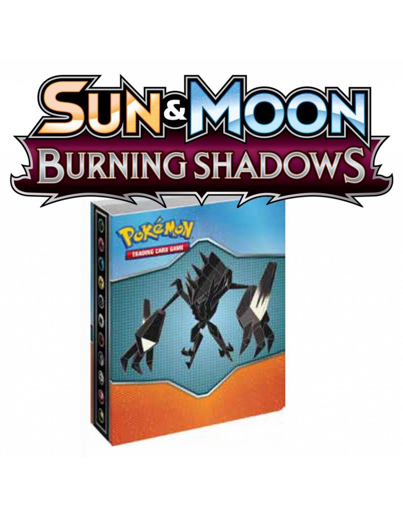 Pokemon Sun & Moon Burning Shadows Collector's Album