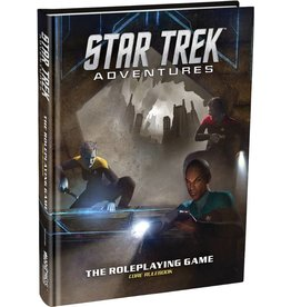 Modiphius Entertainment Star Trek Adventures RPG : Core Rule Book (HB)
