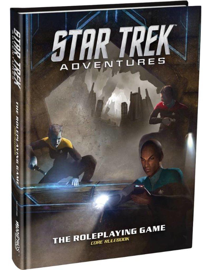 Modiphius Entertainment Star Trek Adventures RPG : Core Rule Book (HB)