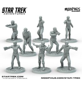Modiphius Entertainment Star Trek Adventures: Romulan Strike Team 32mm Miniatures
