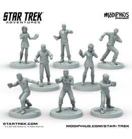 Modiphius Entertainment Star Trek Adventures: The Original Series 32mm Miniatures