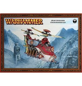 Games Workshop DWARF GYROBOMBER