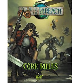 Wyrd Through the Breach - Core Rules (2nd Edition)