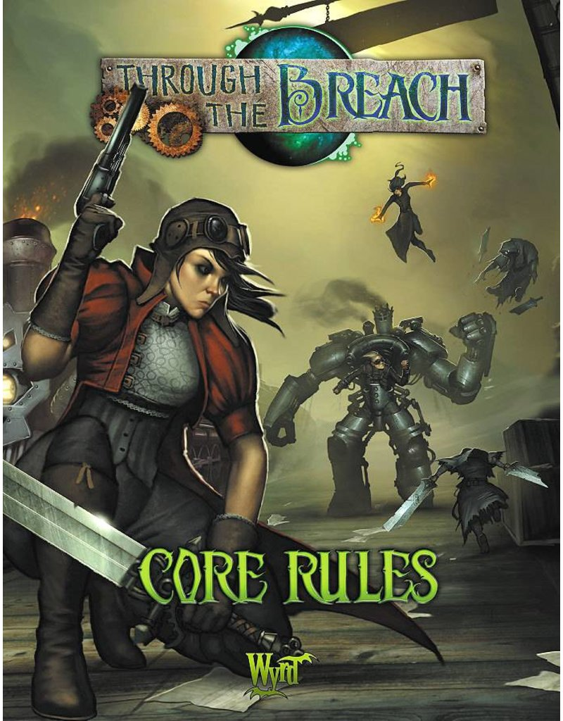 Wyrd Through the Breach - Core Rules (2nd Edition)