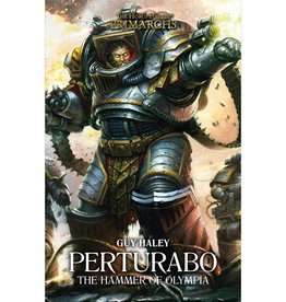 Games Workshop Primarchs: Perturabo (HB)