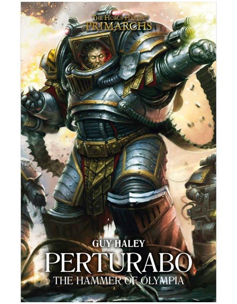 Games Workshop Primarchs: Perturabo (HB)