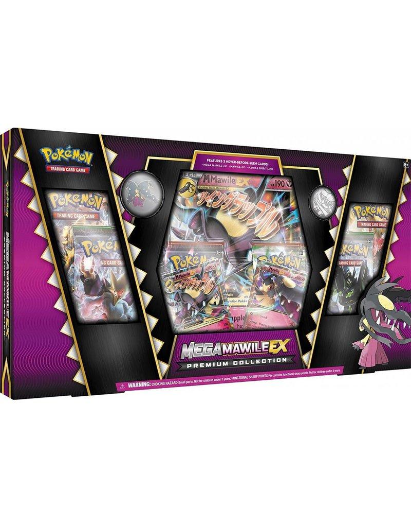 Pokemon Mega Mawile-EX Premium Collecton Box: Pokemon TCG