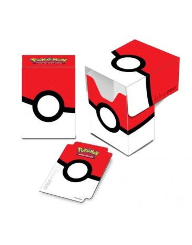 Pokemon Pokeball Full-View Deck Box for Pokemon
