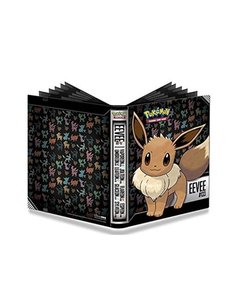 Pokemon Eevee Pro Binder: PokemonTCG