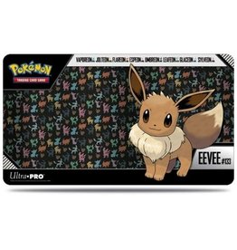 Pokemon Eevee Play Mat: Pokemon TCG