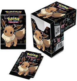 Pokemon Eevee Full View Deck Box: Pokemon TCG
