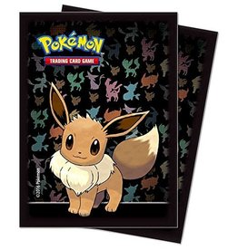 Pokemon Eevee Deck Protector Sleeves: Pokemon TCG