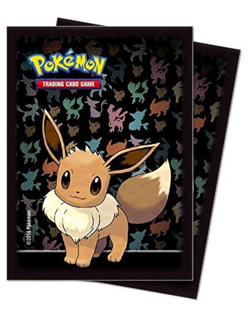 Pokemon Eevee Deck Protector Sleeves: Pokemon TCG